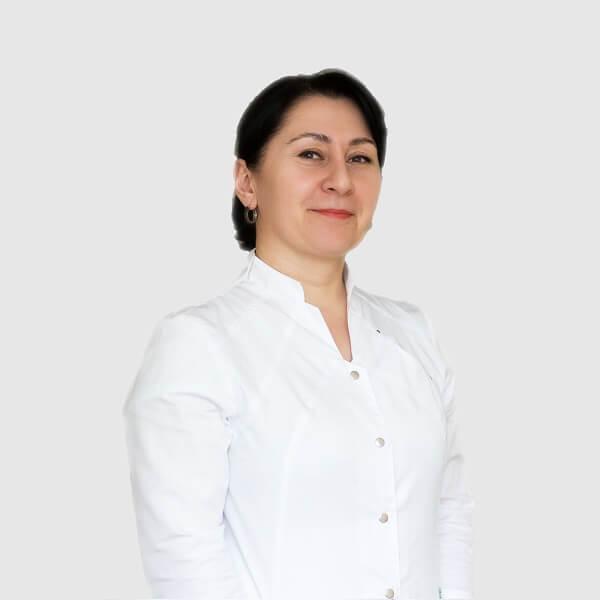 Мартынова Марина Ростиславовна