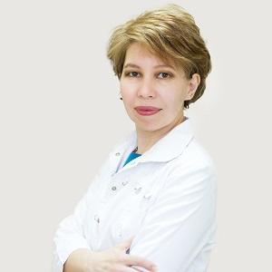 Илларионова  Алла Рудольфовна врач офтальмолог, к.м.н