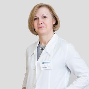 Кочетова Галина Богдановна